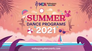 MDA Summer Dance Programs 2021